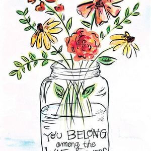 You belong among the wildflowers. #Cute #Quotes