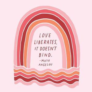 Love liberates, it doesn't bind. #Happy #Quotes