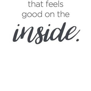 Create a life that feels good on the inside. #Inspirational #Quotes